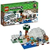 LEGO 21142 Minecraft The Polar Igloo - Kit de construcción (278 Piezas)