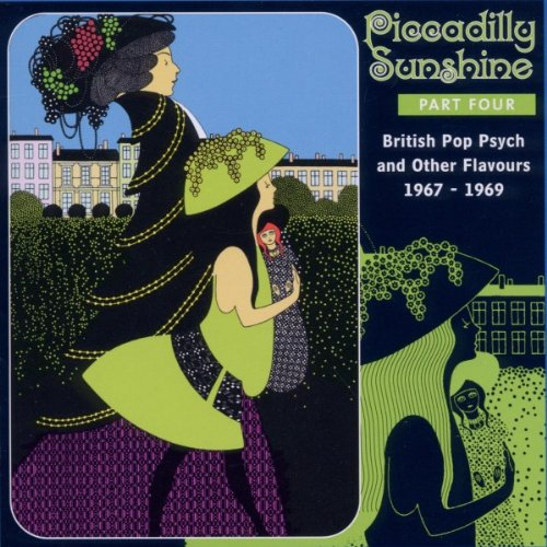 Piccadilly Sunshine Part 4-British Pop Psych 1967-