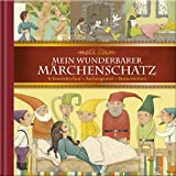 Märchenbücher-Set Mein wunderbarer Märchenschatz, 4 Titel mit jeweils 3 Märchen