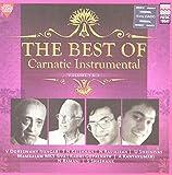 #3: The Best of Carnatic Instrumental