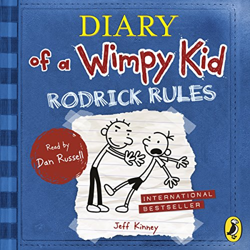 Diary of a Wimpy Kid: Rodrick Rules (Diary of a Wimpy Kid Book 2) (Diary of a Wimpy Kid 2)