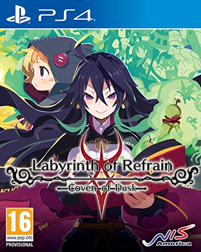 Labyrinth Of Refrain: Coven Of Dusk 61P1nex4OiL