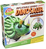 Small World Toys Nature - Inflatable Dinosaur! Triceratops - Best Reviews Guide