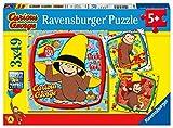 Ravensburger George - Puzzle 3x49 Pezzi