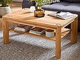 möbelando Couchtisch Wohnzimmertisch Massivholztisch Sofatisch Tisch Blackburn II Asteiche