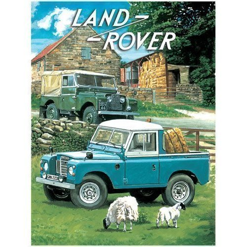 metal-sign-land-rover-pick-up-plaque-mtal-metal-sign-xxx15542-s