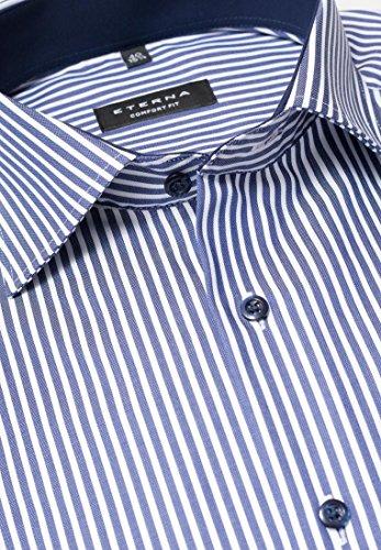 Michaelax-Fashion-Trade -  Camicia classiche  - Basic - Classico  - Maniche lunghe  - Uomo Blau (19)