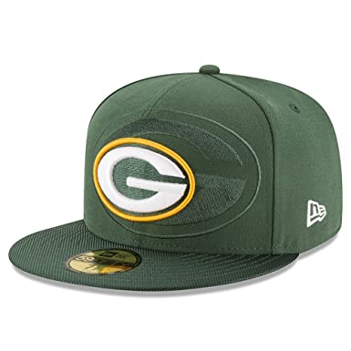 8198a47364a93d New Era Men Caps / Fitted Cap NFL Green Bay Packers Sideline: Amazon.co.uk:  Sports & Outdoors