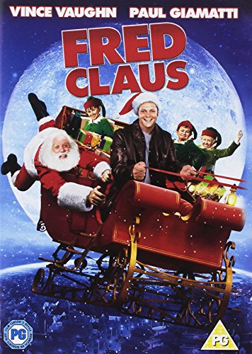 61P2FbEa1kL - Fred Claus [UK Import]