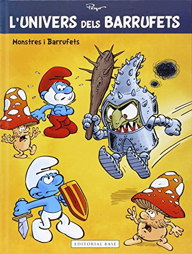 Monstres i Barrufets