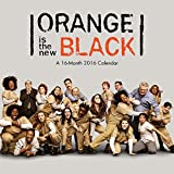 Orange Is the New Black Calendar
