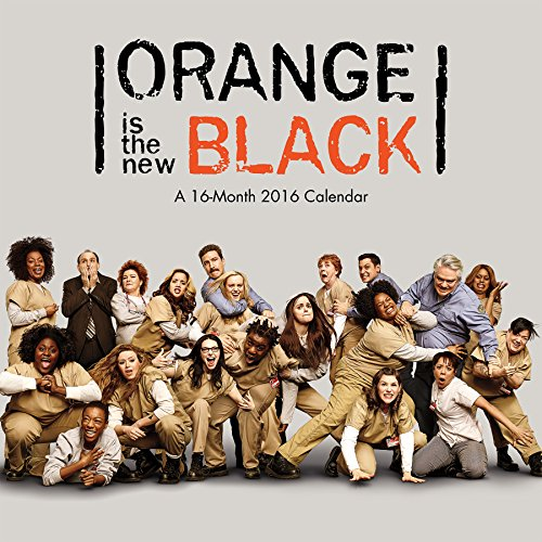 Click for larger image of Orange Is the New Black Calendar