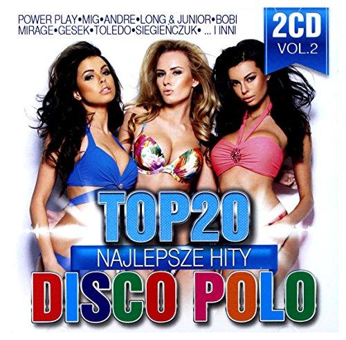 Preisvergleich Produktbild Top 20 - Najlepsze Hity Disco Polo vol. 2 [2CD]