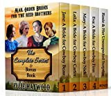 MAIL ORDER BRIDE: Mail Order Brides for the Reed Brothers Boxed Set: Clean Western Historical Romance Complete Series With Bonus Book