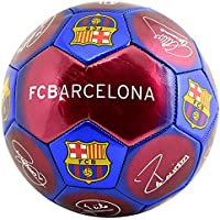 F.C, Barcelona Fútbol firma