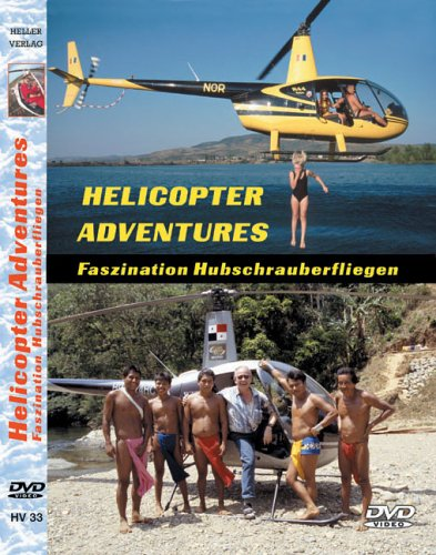 Helicopter Adventures - Faszination Hubschrauber