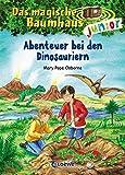 Das magische Baumhaus junior - Abenteuer bei den Dinosauriern - Mary Pope Osborne