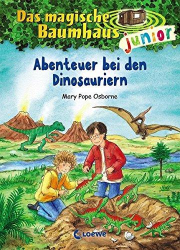 Das magische Baumhaus junior 1 - Abenteuer bei den Dinosauriern