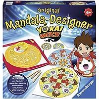 Ravensburger - 29998 - Mandala Designer - Yo-Kai Watch