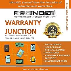 Proindem 2 Years Protection Plan for Mobile/Smartphones Device 4k to 10k