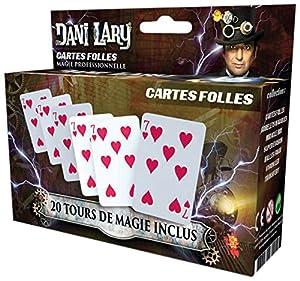 Oid Magic 405 Cartes Folles Dani Lary - Juego de Magia