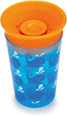 Munchkin Miracle 360 Degree Decorated Sippy Cup (Multicolor)