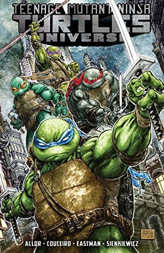 Teenage Mutant Ninja Turtles Universe, Vol. 1: The War to Come (TMNT Universe, Band ()