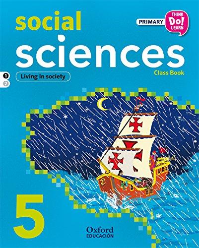 Think Do Learn Social Science 5º Libro del Alumno Modulo 1 - 9788467383454