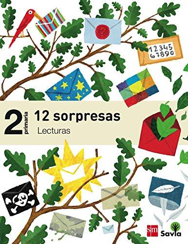 Lecturas: 12 sorpresas. 2 Primaria. Savia - 9788467579130