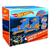 Hot Wheels Skates Combo, Multi Color