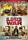 5 Days of War [DVD]