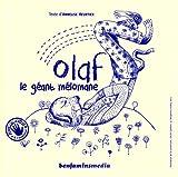 Olaf, le géant mélomane (livre-cd-braille)