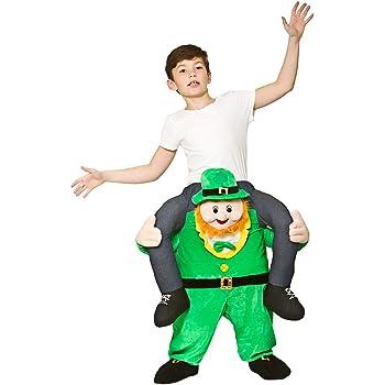 c0475f987463 Carry Me CMC-8780 Kids St. Patrick s Day Ride-On Costume
