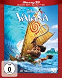 Vaiana 3D+2D 3D Blu-ray