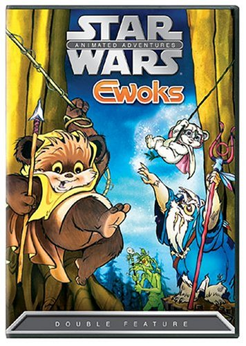 Star Wars Animated Adventures: Ewoks