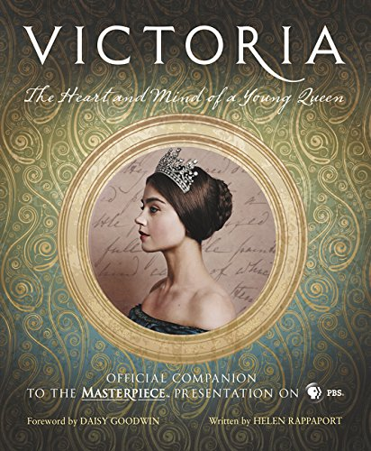 Pop Queen Kostüm Of - Victoria: The Heart and Mind of a Young Queen: Official Companion to the Masterpiece Presentation on PBS