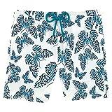 Vilebrequin Maillot de Bain Superflex Butterflies – Homme