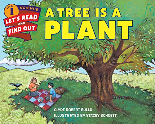 A Tree Is a Plant (Lets-Read-and-Find-Out Science Stage 1)
