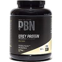 PBN Whey Protein / Molkeeiweißpulver, 2,27 kg Vanille