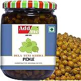 Add me Home Made Ker Small Teet Rajasthani marwadi Pickles kair Achar 500gm Glass Jar