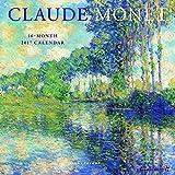 #8: Claude Monet 2017 Calendar
