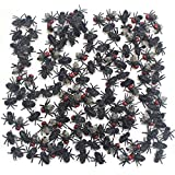 "MICHLEY ""Feliz Halloween"" 144pcs Moscas Favoritos de Trucos Travesuras Fiestas"