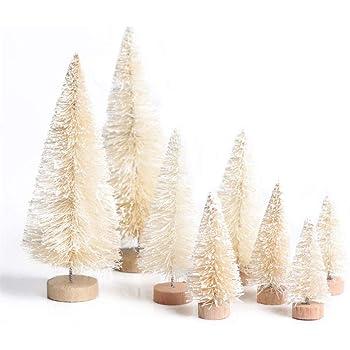 99native Sapin De Noel Artificiel Mini Arbre De Noël Miniature