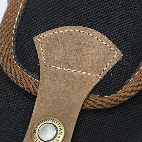 BUSL tasche sul petto borsa sportiva sacchetto di spalla casuale del messaggero Sacchetto degli uomini del femminile onda coreana di confezioni di stoccaggio borsa escursionismo fanny di grande capaci cool black