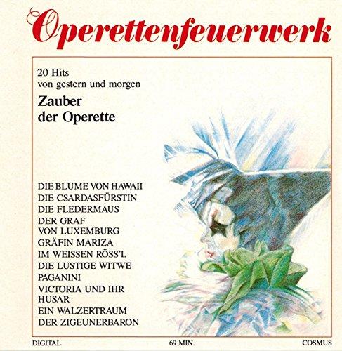 Operettenfeuerwerk - Zeuber der Operette - 20 Hits von gestern und morgen