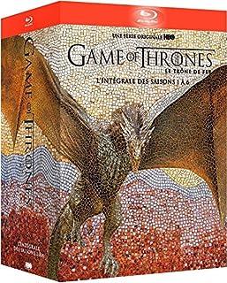 Game of Thrones (le Trône de Fer) - l'Intégrale des Saisons 1 à 6 - Coffret Blu-Ray - HBO (B01K4FMK8U) | Amazon Products