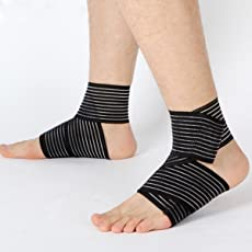 Hykes Ankle Support Wrap