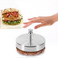 Yosoo Stampo da Fare Hamburger in Acciaio Inossidabile  Attrezzo di Cucina