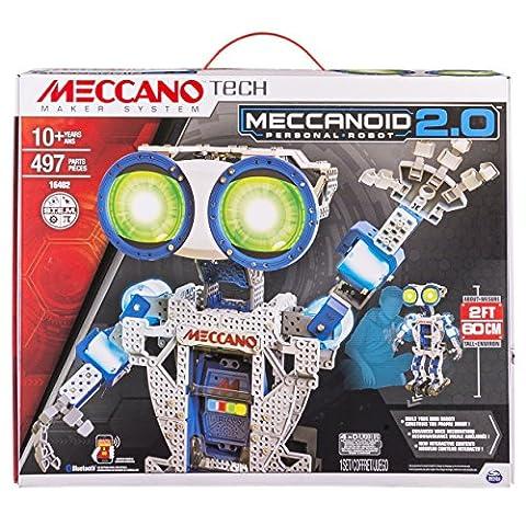 Meccano - 6028424 - Jeu de Construction - Meccanoid 2.0