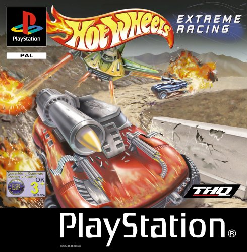 THQ Entertainment GmbH Hot Wheels Extreme Racing
